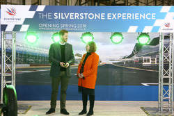 Presentación Silverstone Experience
