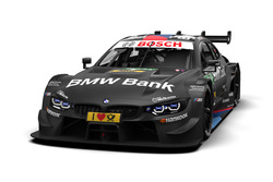 Decoración de BMW Motorsport