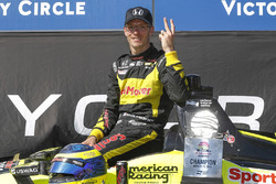 Race winner Sébastien Bourdais, Dale Coyne Racing with Vasser-Sullivan Honda