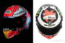 Marc Marquez nuevo casco