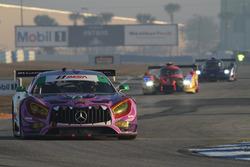 Кентон Кох, Хуан Перес, Лорис Спинелли, P1 Motorsports, Mercedes AMG GT3 (№71)
