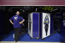 Le garage de Valentino Rossi, Yamaha Factory Racing