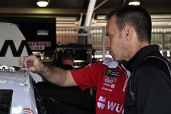 Brad Keselowski, Team Penske, Ford Fusion Wurth, crew chief Paul Wolfe