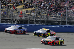 Martin Truex Jr., Furniture Row Racing, Toyota Camry Bass Pro Shops/5-hour ENERGY William Byron, Hendrick Motorsports, Chevrolet Camaro AXALTA Joey Logano, Team Penske, Ford Fusion AAA Southern California