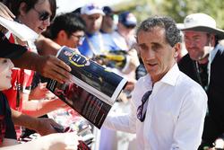 Alain Prost, conseiller spécial de Renault Sport F1