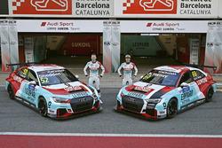 Audi Sport Leopard Lukoil Team