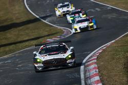 #13 Mercedes AMG GT3: Patrick Assenheimer, Clemens Schmid