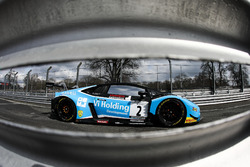 Lamborghini Huracan GT3 команды Barwell Motorsport: Леонид Мащицкий, Патрик Куяла