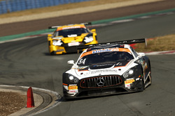 #84 AutoArenA Motorsport Mercedes-AMG GT3: Patrick Assenheimer, Clemens Schmid