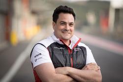 Stephen Mitas, Porsche Team Şef Yarış Mühendisi