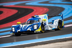 #49 High Class Racing, Dallara P217 - Gibson: Dennis Andersen, Anders Fjordbach