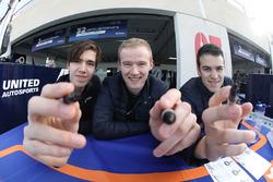 #32 United Autosports Ligier JSP217 - Gibson: William Owen, Hugo de Sadeleer, Wayne Boyd