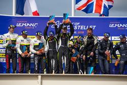 Podyum: Yarış galibi #15 RLR Msport Ligier JS P3 - Nissan: John Farano, Job Van Uitert, Robert Garofall, 2. #17 Ultimate Ligier JS P3 - Nissan: Matthieu Lahaye, Jean Baptiste Lahaye, François Heriau, 3. #11 Eurointernational Ligier JS P3 - Nissan: Giorgio Mondini, Kay Van Berlo