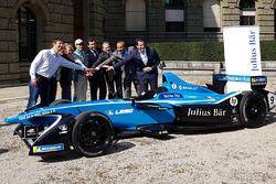 Zurich ePrix lancement