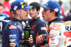 Маверик Виньялес, Yamaha Factory Racing, Марк Маркес, Repsol Honda Team