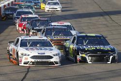 David Ragan, Front Row Motorsports, Ford Fusion MDS Transport