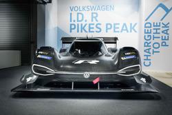 Volkswagen I.D. R Pikes Peak unveil