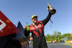 Funny Car winner Cruz Pedregon