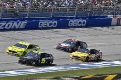 \x95\, Ryan Blaney, Team Penske, Ford Fusion Menards/Richmond, and Matt DiBenedetto, Go FAS Racing, Ford Fusion Can-Am/Wholey