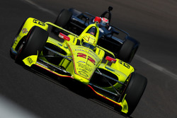Indianapolis, open test