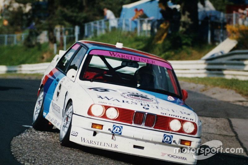 1991 24h Nürburgring: Kris Nissen, Joachim Winkelhock, Armin Hahne