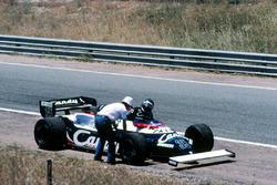 Brian Henton, Toleman TG181
