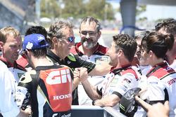 Hervé Poncharal, Monster Yamaha Tech 3 Team Principal, Lucio Cecchinello, Team LCR Honda Team Principal