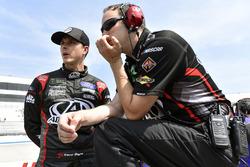 Trevor Bayne, Roush Fenway Racing, Ford Fusion, mit Matt Puccia