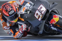 MotoGP-Test in Jerez, Mai