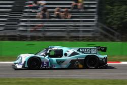 Ligier JS P3 - Nissan №5 команды Nefis By Speed Factory: Тимур Богуславский, Алексей Чуклин, Даниил Проненко