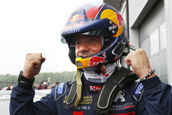 Winner Sébastien Loeb, Team Peugeot Total
