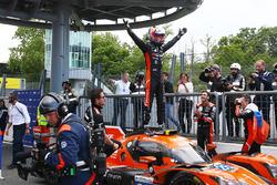 Ganadores #26 G-Drive Racing Oreca 07 - Gibson: Jean Eric Vergne