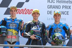 Alex Marquez, Marc VDS, Francesco Bagnaia, Sky Racing Team VR46 Joan Mir, Marc VDS