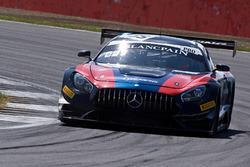 #35 SMP Racing by AKKA ASP Mercedes-AMG GT3: Vitaly Petrov, Denis Bulatov, Michael Meadows