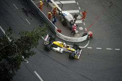 Nigel Mansell, Williams FW12-Judd