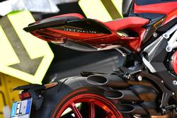 MV Agusta motorbike of Lewis Hamilton, Mercedes-AMG F1