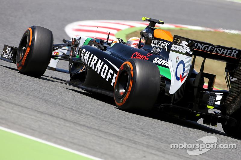 Daniel Juncadella, Sahara Force India F1 Team Test and Reserve Driver
