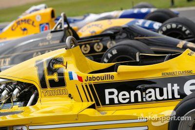 Renault turbocharger tribute