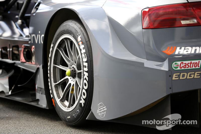 Nico M¸ller, Audi Sport Takımı Rosberg Audi RS 5 DTM detayı