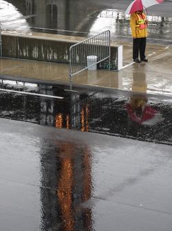 Rain at IMS