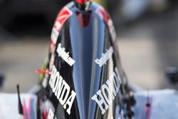 Andretti Autosport detail
