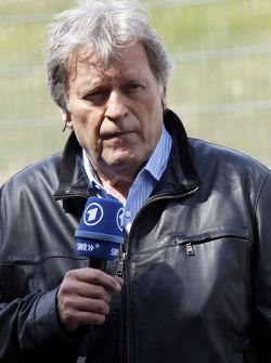 Norbert Haug, ARD-TV