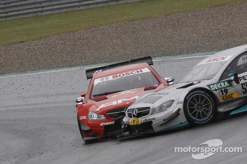 Daniel Juncadella, Mercedes AMG DTM-Takımı Mücke DTM Mercedes AMG C-Coupé ve Vitaly Petrov, Mercedes