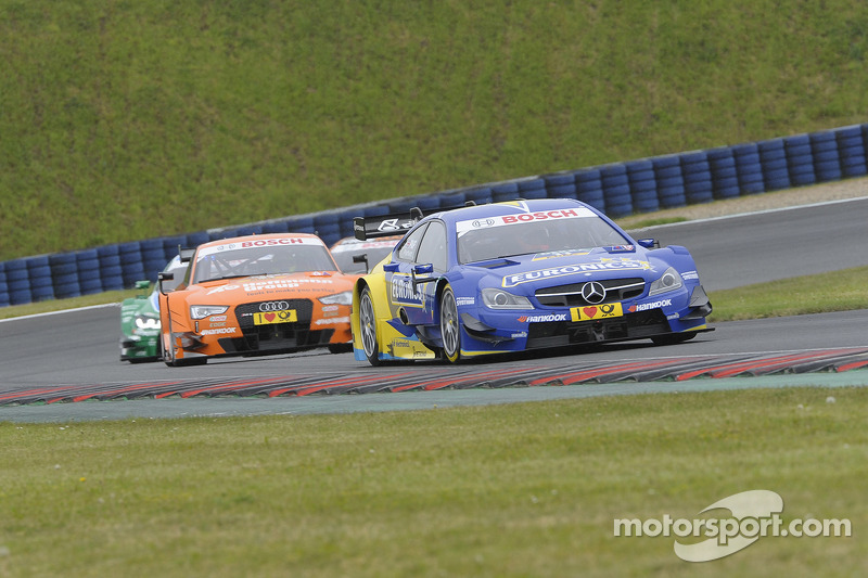 Gary Paffett, EURONICS Mercedes AMG, DTM Mercedes AMG C-Coupé,