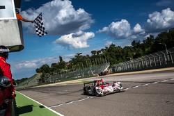 #24 Sébastien Loeb Racing Oreca 03 Nissan: Jan Charouz, Vincent Capillaire takes second place