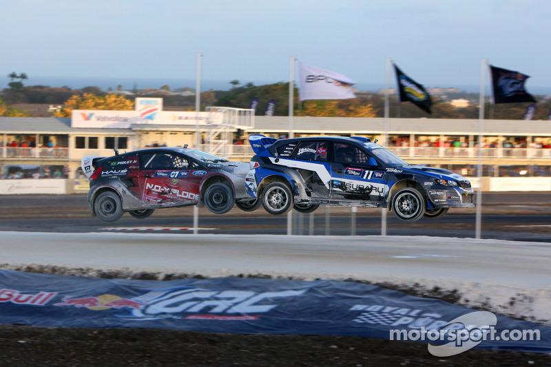 Sverre Isachsen e Nelson Piquet Jr.