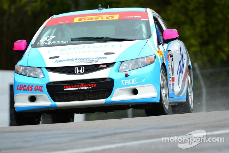 Shea Holbrooke, Honda Civic