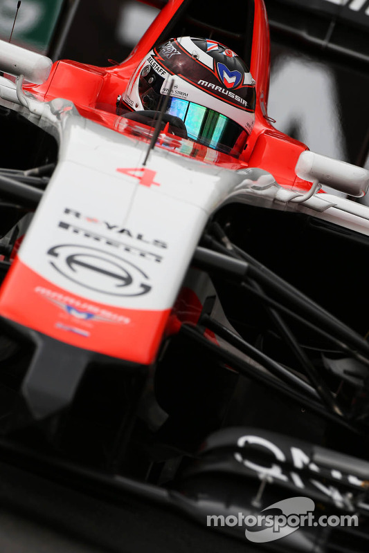 Max Chilton, Marussia F1 Team MR04