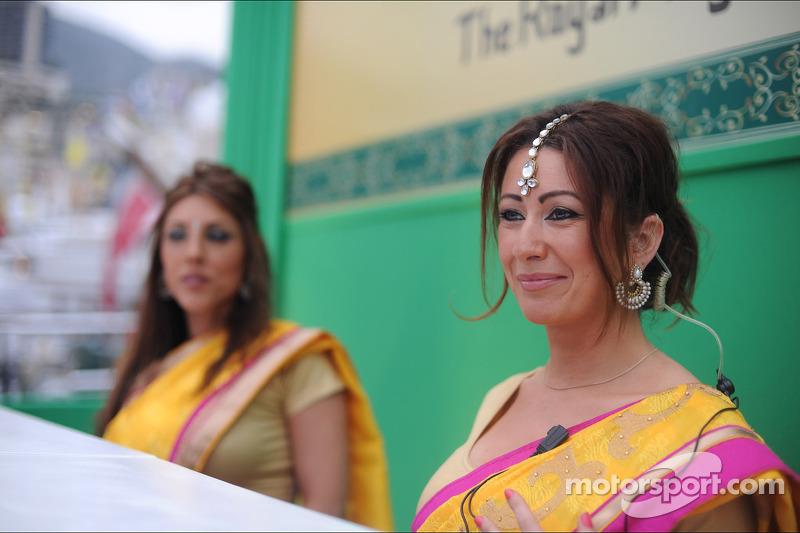 Signature Monaco Party sullo yacht Indian Empress