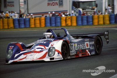 Nissan op Le Mans terugblik